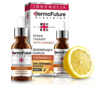 DermoFuture Precision Repair Night Booster 30 % vitamin C