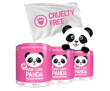 Hair Care Panda Vegan gumi vitamini za lase