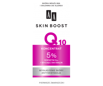 AA by Oceanic Skin Boost Q10 serum 5 % koncentrat