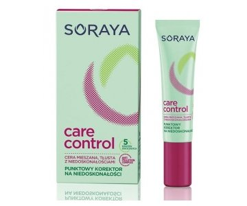 Care & Control spot-on serum proti nečistočam