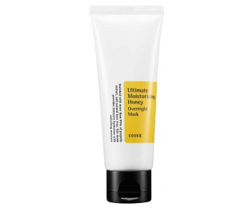 COSRX Ultimate Moisturizing Honey Overnight Mask vlažilna nočna maska