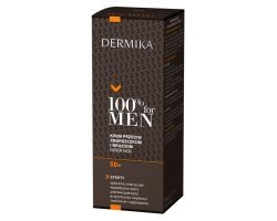 100% For Men Anti-Wrinkle Lifting dnevno-nočna krema 50+