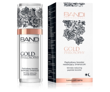 Gold Philosophy Peptide Booster serum proti gubicam