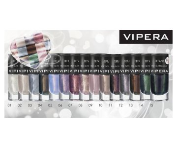 Vipera Tiffany high gloss lak za nohte