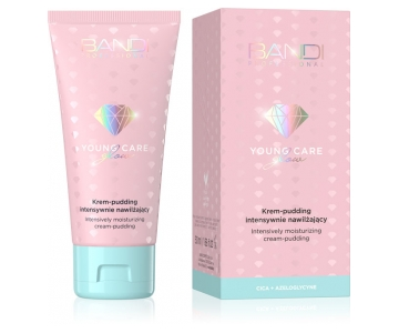 Young Care Glow  Cream Pudding vlažilna krema